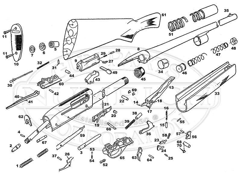 remington 1100 parts schematic  remington  get free image